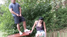 Outdoorsex - Pissing and fucking in the park