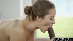 Interracial Sex - Blackened Dani Daniels First Interracia