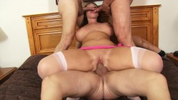 Breathtaking amateur gangbang in HD - own production