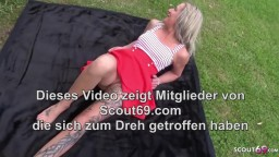 Austrian teenage kitten seduction to fuck Bbc and friend outdoors