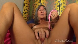 Milf Share Her Panty Fetish With Young Redheaded Man