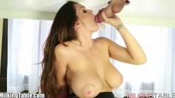 Milking Table- Best of Cum in Mouth